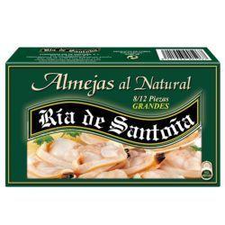 Clams to the natural 8-12 Ría de Santoña