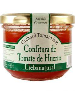 Confiture de tomates du jardin Liebanatural