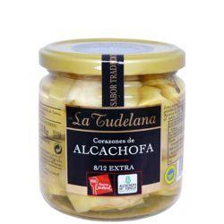corazones de alcachofa de tudela la tudelana