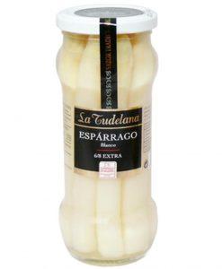 espárragos extra gruesos la tudelana 6-8 frutos