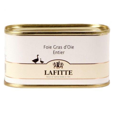Goose foie gras Lafitte