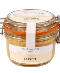 Comprar Foie gras de oca Lafitte entero tarro