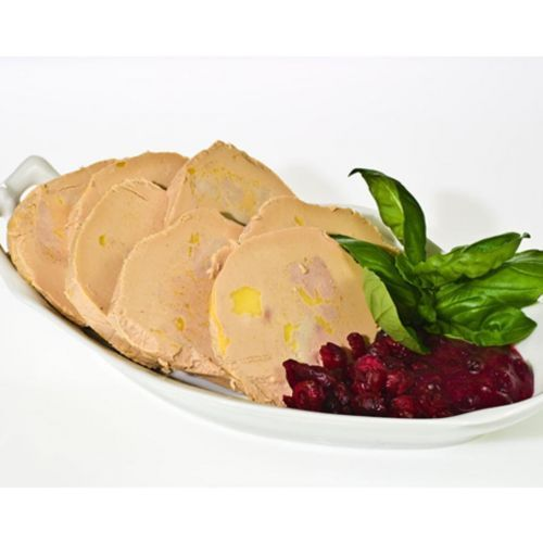 foie gras de pato Micuit Lafitte
