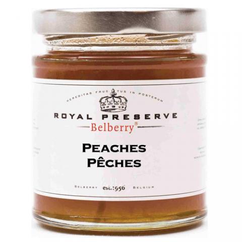 Belberry peach jam