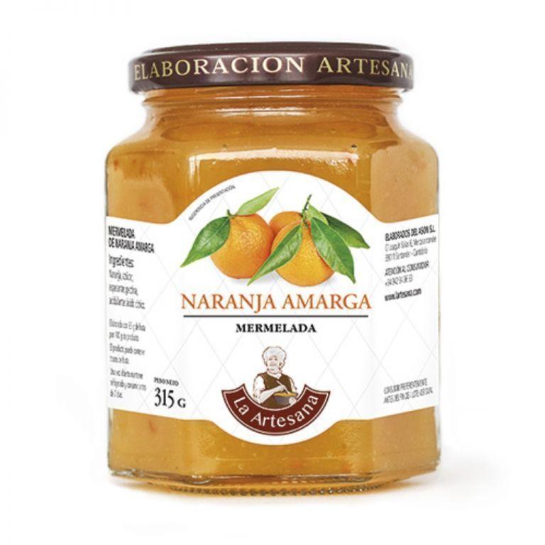 mermelada de naranja amarga La artesana