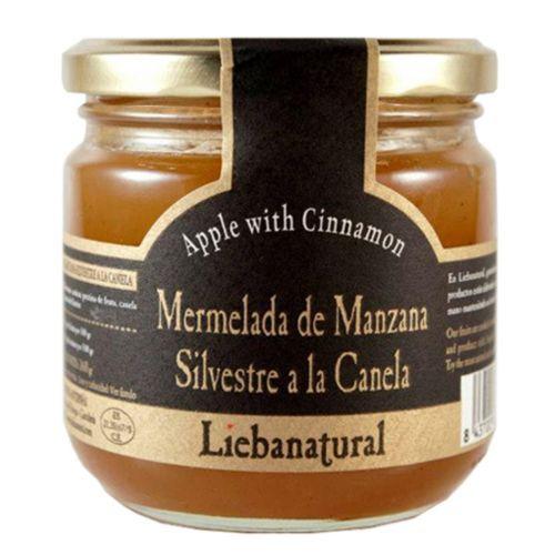 Apple and cinnamon marmalade Liebanatural