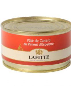 Comprar Paté de foie de pato al pimiento de Espelette