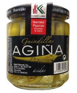 Comprar Guindillas de Ibarra Agiña
