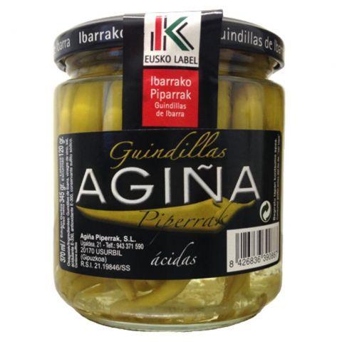 Green chilli pepper Agiña