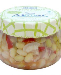 Navarre pocha beans