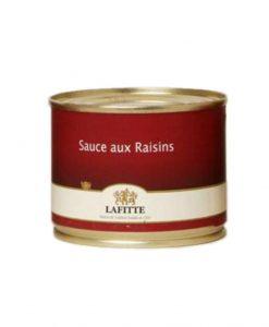 Salsa de uvas Lafitte