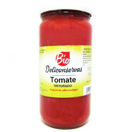 tomate ecológico triturado deliconservas