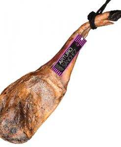 iberian ham shoulder arturo sanchez reserva acorn