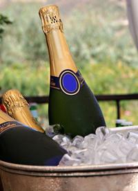 Champagne francés