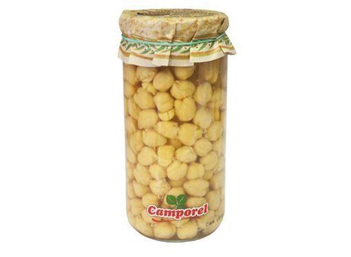 Garbanzos cocidos Camporel