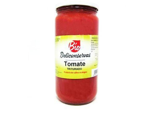 Comprar Tomate ecológico triturado