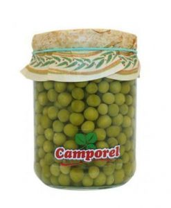 guisantes de la huerta Camporel