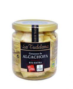 Comprar Corazones de Alcachofa de Tudela