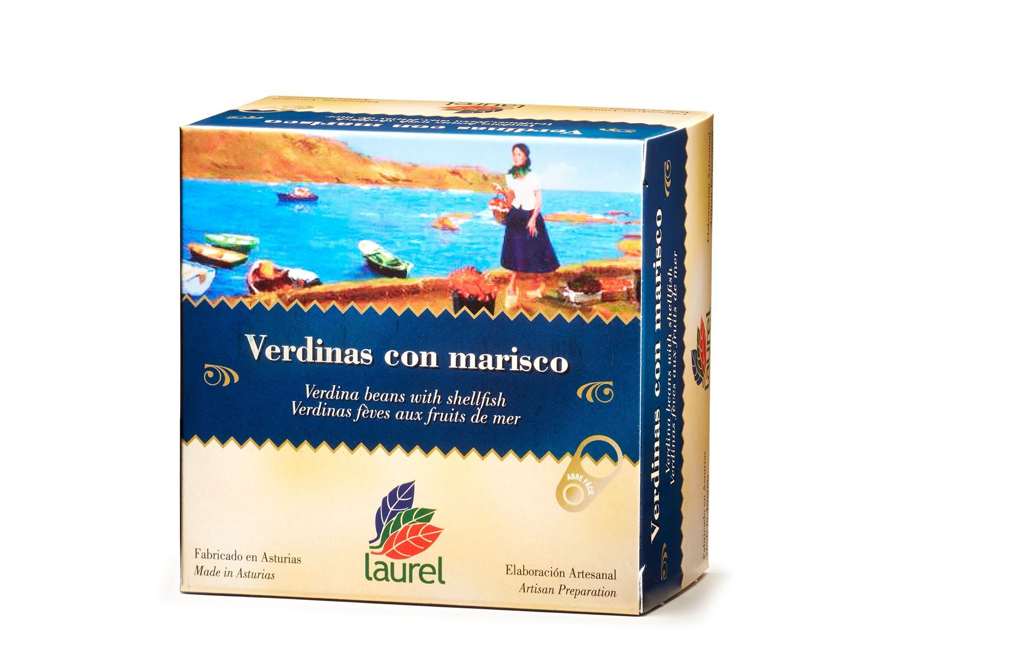 Comprar Verdinas con marisco
