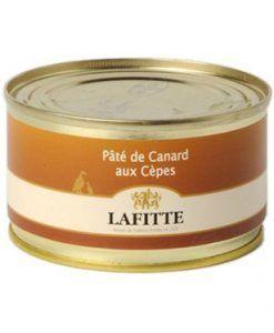 Comprar Paté de foie de pato con hongos Lafitte