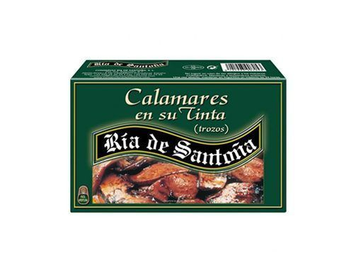 Comprar Calamares en su tinta Ría de Santoña