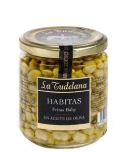 Baby broad beans La Tudelana