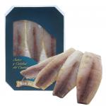 Smoked sardine fillets Ria de Santoña