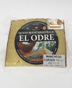 queso manchego El Odre