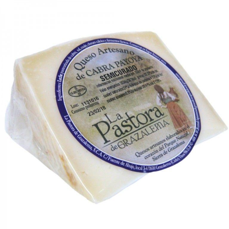 Fromage artisanal de chèvre Payoya