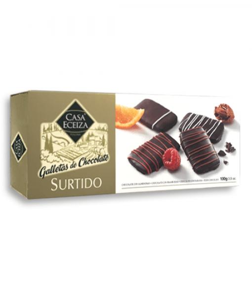 Surtido Galletas de Chocolate