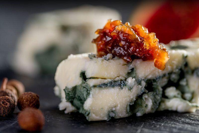 salsa para quesos
