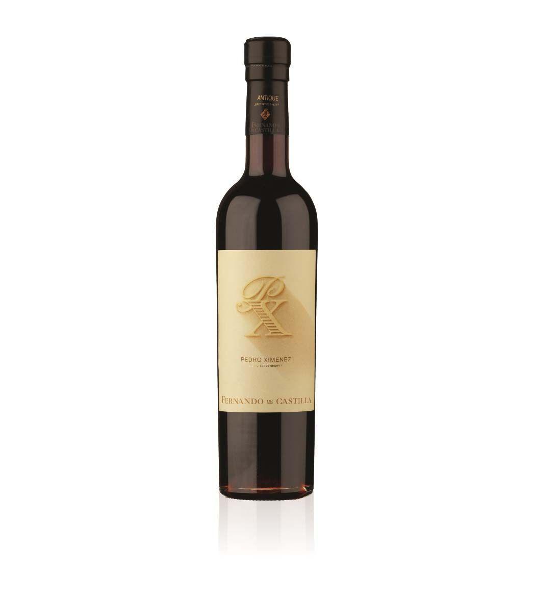 Antique pedro xim nez vino de jerez vinos con d o p - Vino de pedro ximenez para cocinar ...