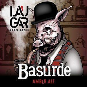 Bière Laugar basurde