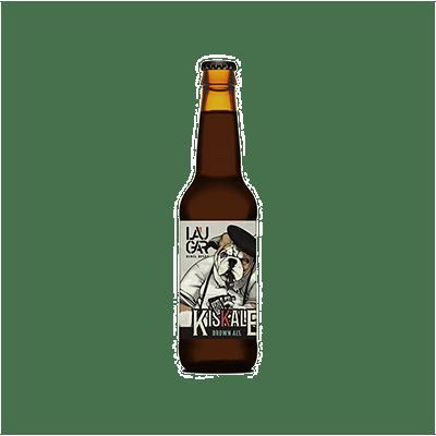 Cerveza Laugar kiskale botella