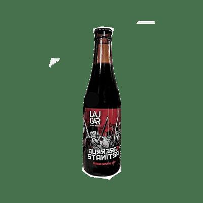 Cerveza Laugar aurrera stanitsa