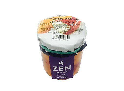 Comprar Pimientos rellenos de bacalao Zen