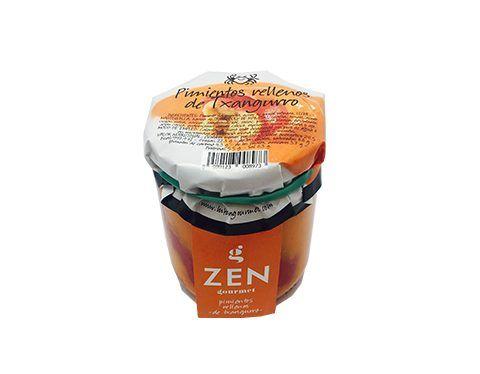 Comprar Pimientos rellenos de txangurro Zen