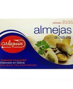 Almejas Arlequín 20 25
