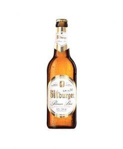 Bitburger Beer