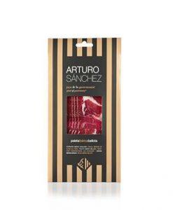 Comprar jamon lonchado iberico de bellota Arturo Sanchez