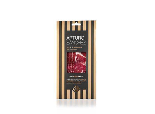 Acorn fed Iberian palette Arturo Sanchez