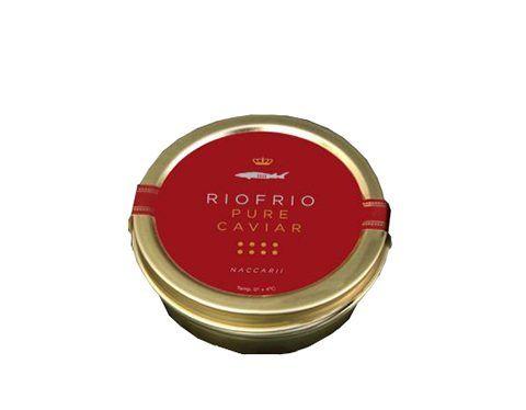 Comprar Caviar tradicional 50 gr Riofrio