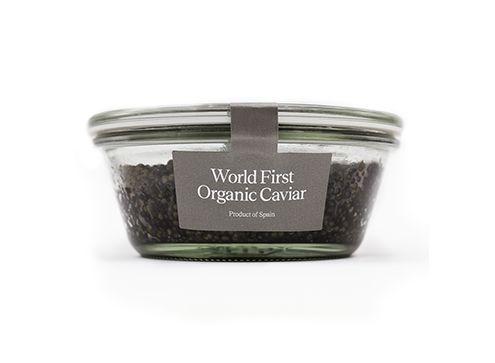 Caviar biologique Riofrio
