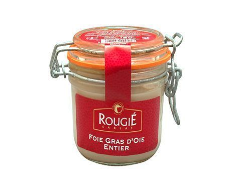 Acheter foie gras d'oie entier