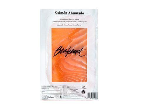 Acheter saumon fumé Benfumat