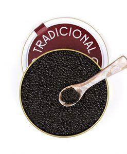 Caviar tradicional Riofrio