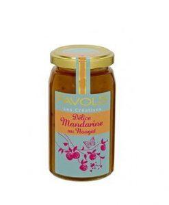 Comprar mermeladas Favols de Mandarina y nougat