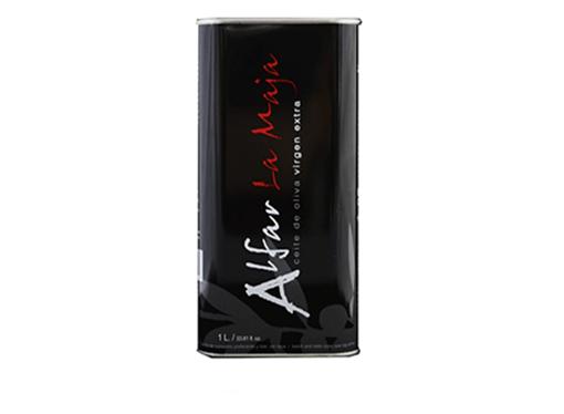 Aceite de oliva virgen extra Alfar La Maja Lata 1L