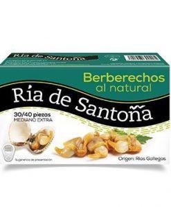 Comprar Berberechos 30-40 Ría de Santoña