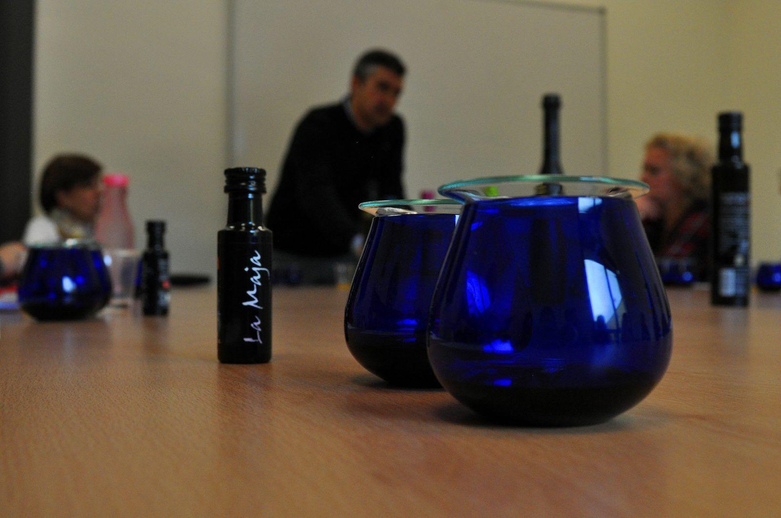 Los tipos de Aceite de Oliva